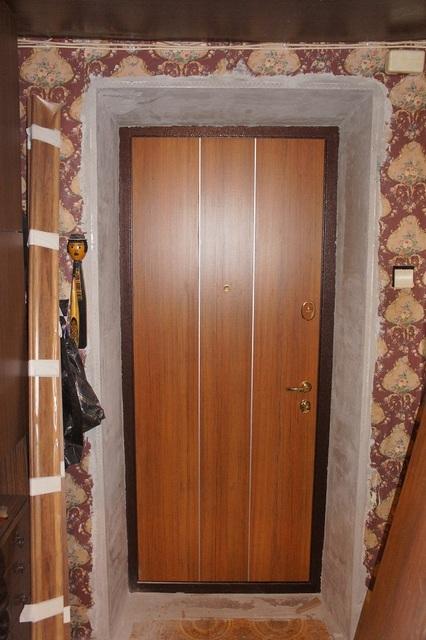 Дизайн дверных проемов фото