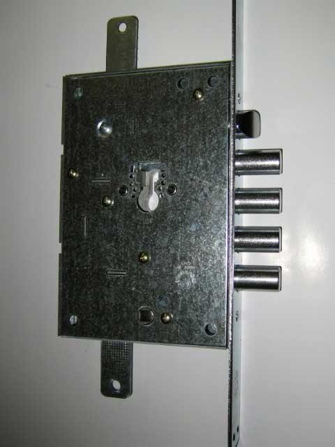 замок для стальной двери